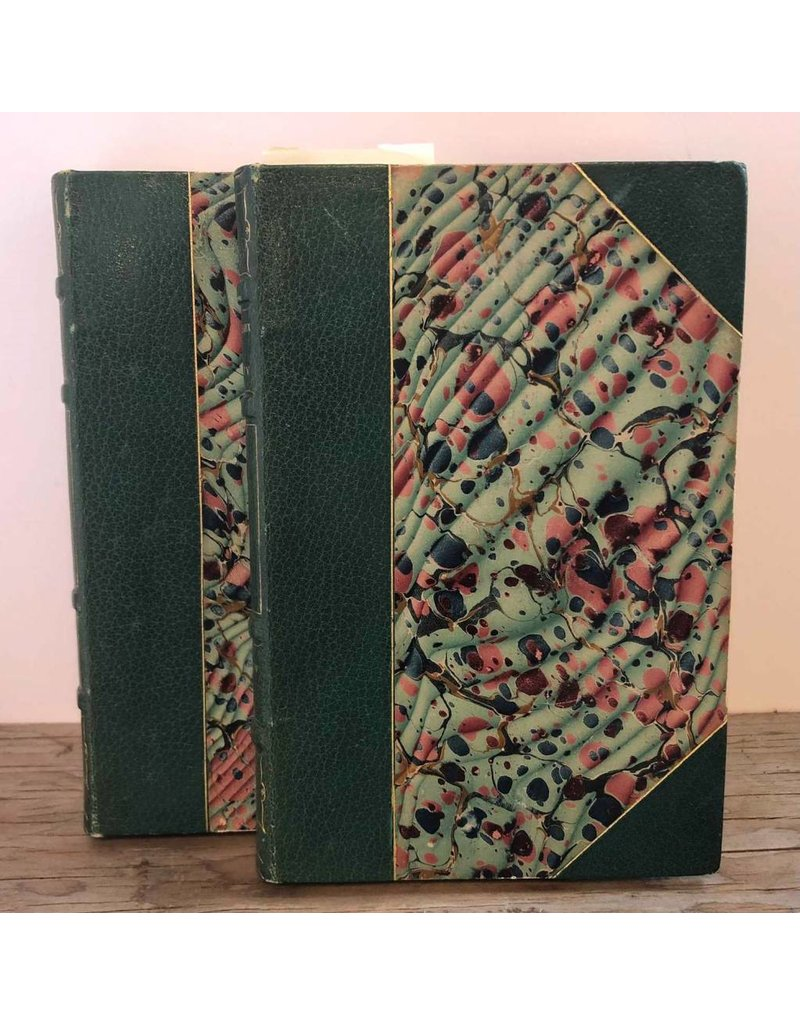 Book - Wits and Beaux of Society by Grace and Phillip Wharton, 2 volumes, 1890