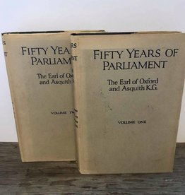 Fifty Years of Parliament by Cassell