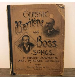 Classic Baritone and Bass Songs