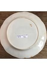 Plate - antique handpainted ironstone, Mason's, one line impressed mark, c. 1813-1820