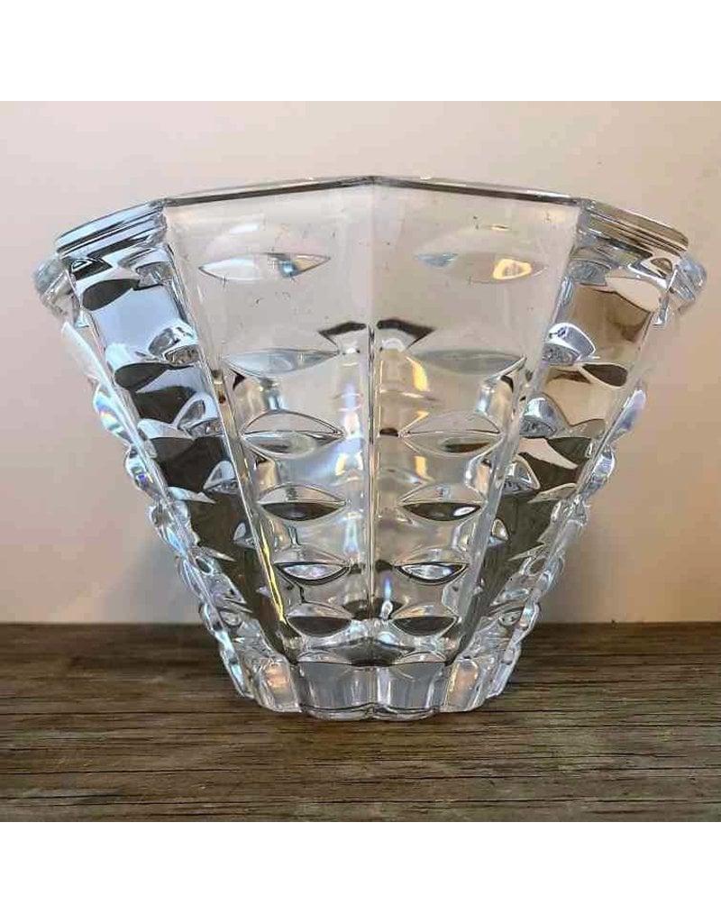 Bowl - large crystal bowl