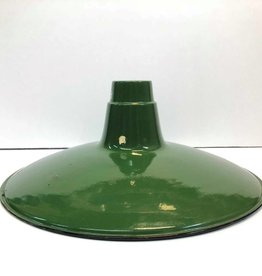 Enamel lamp shade