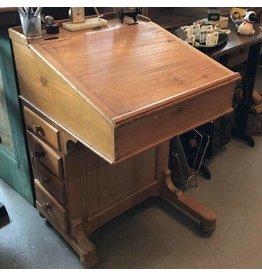 Canadiana pine desk