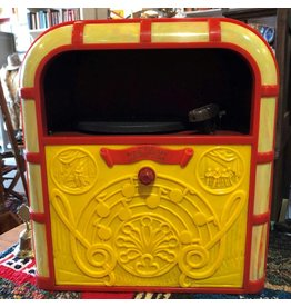 Bing Crosby Junior Jukebox record player