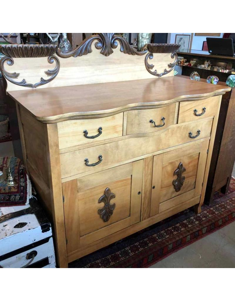 Maple sideboard