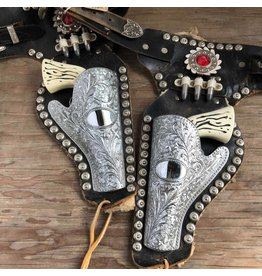 Holster and toy cap guns