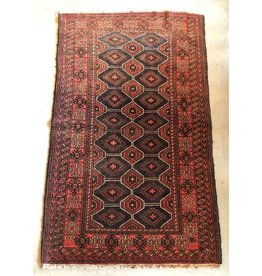 Balouchi tribal carpet