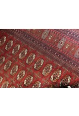 Carpet - 100% wool, hand knotted Bokhara carpet from Pakistan