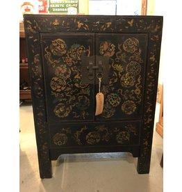 small Oriental cabinet