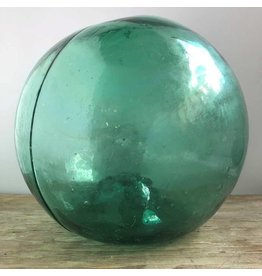 Large glass fishing float