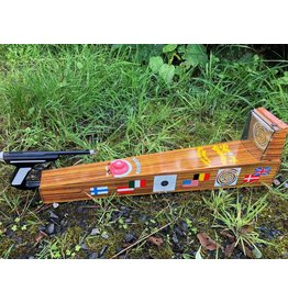 Sport Trainer Mystery Shooting Gallery toy