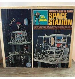 Major Matt Mason Space Station toy