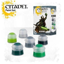 Games Workshop Citadel Paints: Necrons
