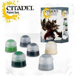 Games Workshop Citadel Paints: Orks