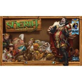 Arcane Wonders Sheriff of Nottingham Playmat