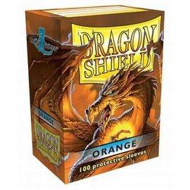 Fantasy Flight Dragon Shields: (100) Orange
