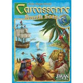 Z-Man Games Carcassonne - South Seas