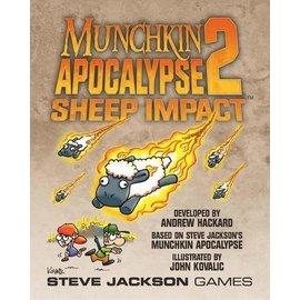 Steve Jackson Games Munchkin Apocalypse 2: Sheep Impact