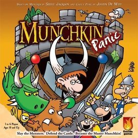 Steve Jackson Games Munchkin Panic