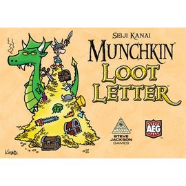 Steve Jackson Games Munchkin: Loot Letter Boxed Edition