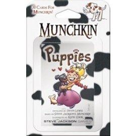 Steve Jackson Games Munchkin: Puppies Blister Pack
