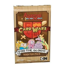Cryptozoic Adventure Time: Card Wars For The Glory! Booster Pack