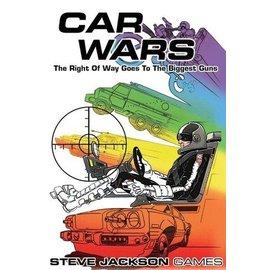 Steve Jackson Games Car Wars Classic