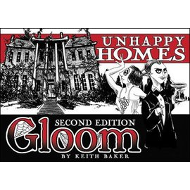 Atlas Games Gloom: Unhappy Homes (2nd Edition)