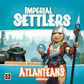 Portal Games Imperial Settlers: Atlanteans