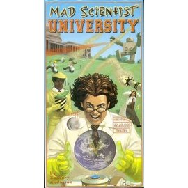 Atlas Games Mad Scientist University