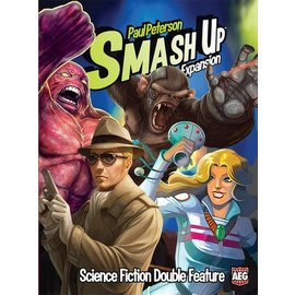 Alderac Entertainment Group Smash Up: Science Fiction Double Feature