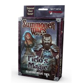 Plaid Hat Games Summoner Wars: Piclo's Magic Reinforcement Pack