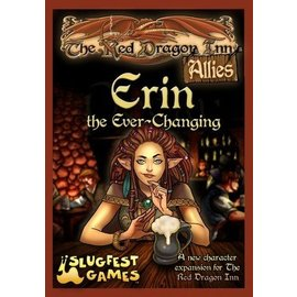 SlugFest Games The Red Dragon Inn: Allies - Erin the Ever-Changing