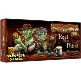 SlugFest Games The Red Dragon Inn: Allies - Keet & Nitrel Expansion