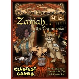 SlugFest Games The Red Dragon Inn: Allies - Zariah the Summoner