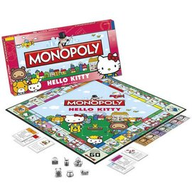 USAopoly Monopoly: Hello Kitty Collector's Edition