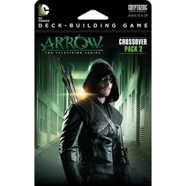 Cryptozoic DC Comics Deck-Building Game: Crossover Pack 2 - Arrow