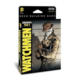 Cryptozoic DC Comics Deck-Building Game: Crossover Pack 4 - Watchmen