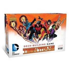 Cryptozoic DC Comics Deck-Building Game: Teen Titans