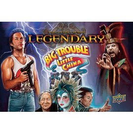 Upper Deck Legendary Encounters: Big Trouble In Little China Deck Building Game