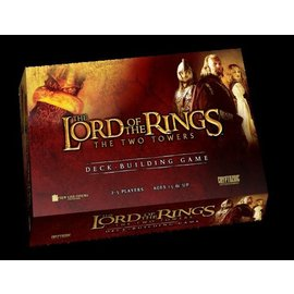 Cryptozoic Lord of the Rings The Two Towers Deck Building Game