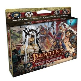 Paizo Pathfinder Adventure Card Game: Witch Class Deck