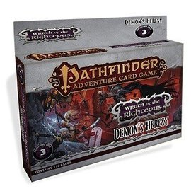 Paizo Pathfinder Adventure Card Game: Wrath of the Righteous Adventure Deck 3 - Demon's Heresy