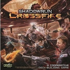 Catalyst Shadowrun: Crossfire