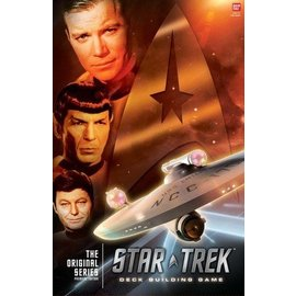 Bandai Star Trek Deck Building Game: The Original Series