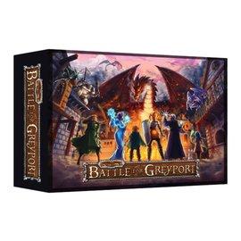 SlugFest Games The Red Dragon Inn - Battle for Greyport Deck Building Game