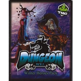 Tasty Minstrel Games Dungeon Roll: Winter Heroes Pack