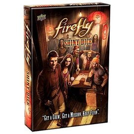 Upper Deck Firefly Shiny Dice Game
