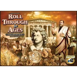 Gryphon Games Roll Through The Ages: The Iron Age