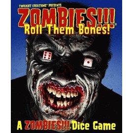 Twilight Creations Zombies!!! Roll Them Bones!